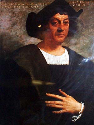 Christopher Columbus in Portugal 1476 to 1485